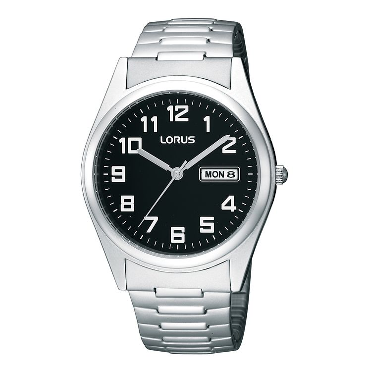 Lorus Men's Stainless Steel Bracelet Watch - Product number 8376808