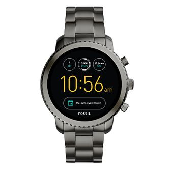 Fossil Q Explorist Men's Smartwatch - Product number 8382964