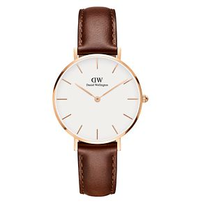 Daniel Wellington Ladies' Classic Petite St Mawes Watch - Product number 8383820