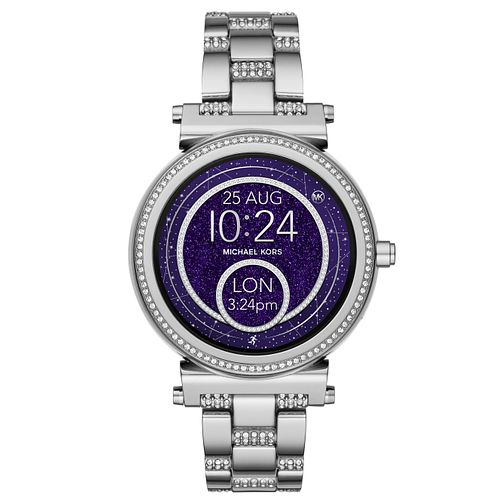 Michael Kors Access Sofie Stone Set Smartwatch - Product number 8388385