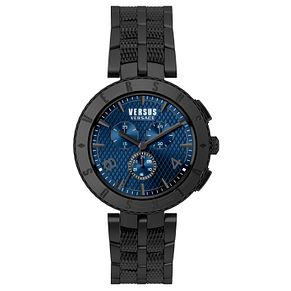 Versus Versace Men's Black Stainless Steel Bracelet Watch - Product number 8391289