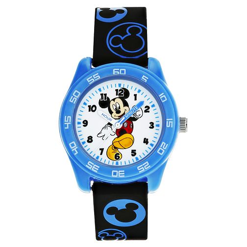Disney Mickey Mouse Children's Rubber Strap Watch - Product number 8391866