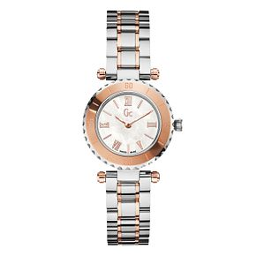 GC MiniChic Ladies' Two Colour Bracelet Watch - Product number 8402418