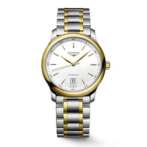 Longines Master Collection two colour bracelet watch - Product number 8418098