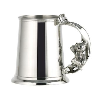 Pewter Christening baby mug in gift box - Product number 8423946