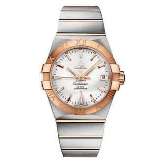 Omega Constellation men's chronometer bracelet watch - Product number 8442878