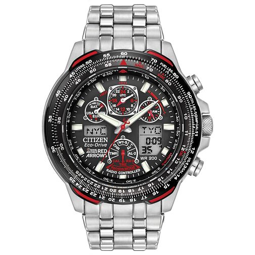 Citizen Eco-Drive Red Arrows men's bracelet watch - Product number 8513562