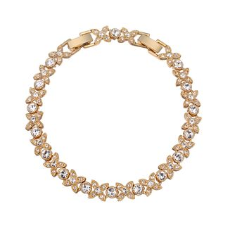 Oliver Weber Gold Plated Stone Set Bracelet - Product number 8521387