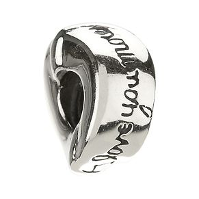 Chamilia Silver Love You, Love You More Bead - Product number 8532044
