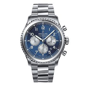 Breitling Navitimer 8 B01 Men's Chronograph Bracelet Watch - Product number 8559899
