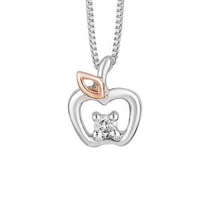 Enchanted Disney Fine Jewelry Diamond Snow White Pendant - Product number 8593256