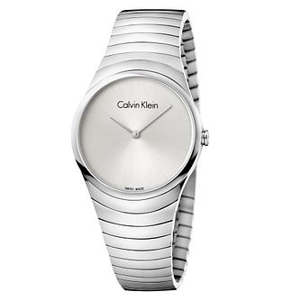 Calvin Klein Ladies' Stainless Steel Bracelet Watch - Product number 8599548