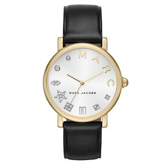 Marc Jacobs Classic Yellow Gold Tone Strap Watch - Product number 8600058