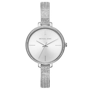 Michael Kors Jaryn Ladies' Stainless Steel Stone Set Watch - Product number 8600481