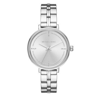 Michael Kors Bridgette Ladies' Grey Bracelet Watch - Product number 8600740