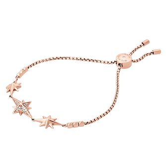 Michael Kors Starburst Ladies' Rose Gold Tone Bracelet - Product number 8601143