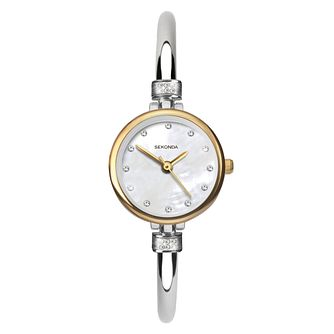 Sekonda Ladies' Semi-Bangle Bracelet Watch - Product number 8602220