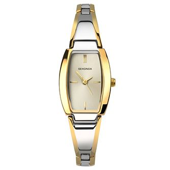 Sekonda Ladies' Two Tone Bracelet Watch - Product number 8602247