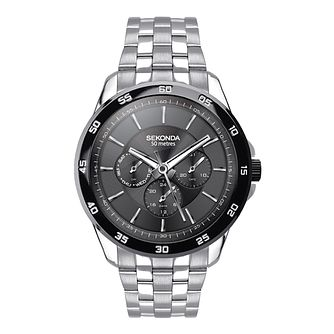 Sekonda Men's Stainless Steel Bracelet Watch - Product number 8602441