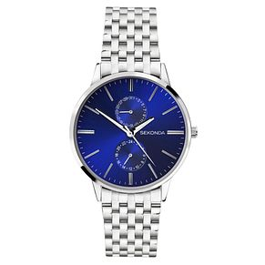 Sekonda Men's Stainless Steel Bracelet Watch - Product number 8602530