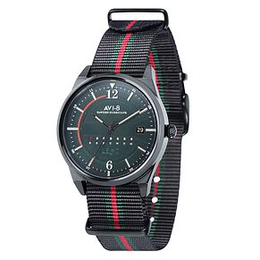 AVI-8 Men's Hawker Hurricane Nylon Nato Strap Watch - Product number 8606846