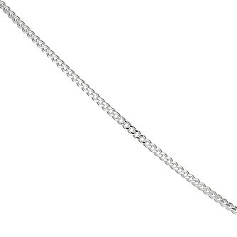 "Silver 18"" Curb Chain - Product number 8650977"