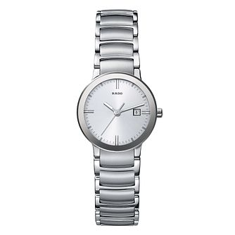 Rado Centrix ladies stainless steel bracelet watch - S - Product number 8712301