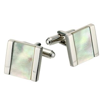 Simon Carter mother of pearl cufflinks - Product number 8820449