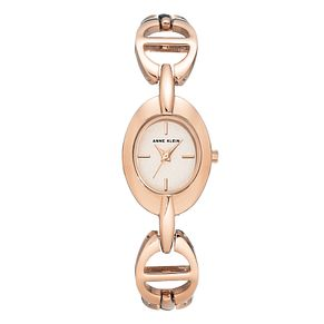 Anne Klein Ladies' Rose Gold Tone Bracelet Watch - Product number 8891400