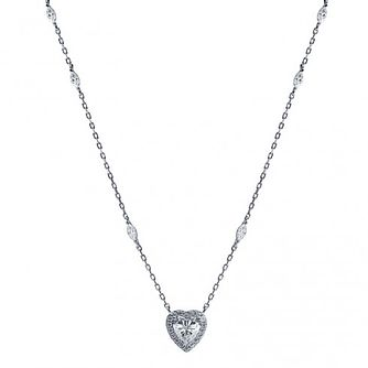 CARAT* LONDON Ladies' Cora Heart Necklace - Product number 8909725