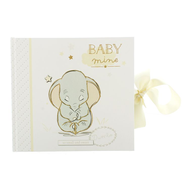 Disney Dumbo Baby Photo Album - Product number 8921784