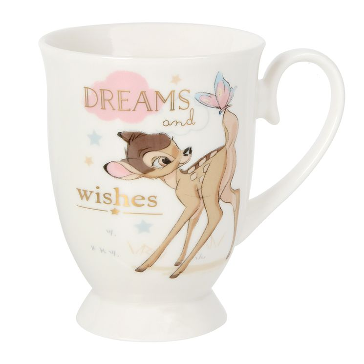 Disney Magical Moments Bambi Dreams & Wishes Mug Gift Set - Product number 8921806