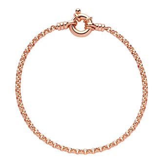Links of London Yellow Gold Vermeil Belcher Bracelet - Product number 8974896