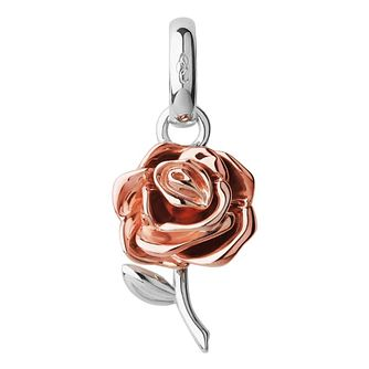 Links of London Rose Gold Vermeil Rose Charm - Product number 8975434