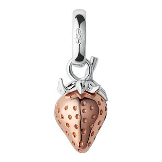 Links of London Rose Gold Vermeil Strawberry Charm - Product number 8975515