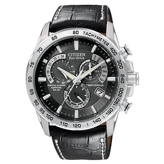 Citizen Eco-Drive Black Strap Watch - Product number 8997705