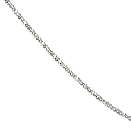 "Silver 18"" Curb Chain - Product number 9001492"