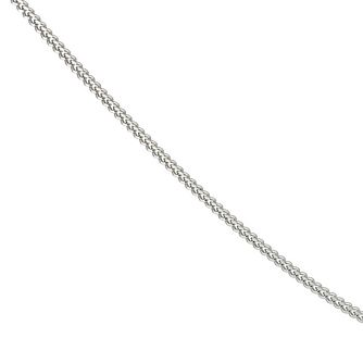 "Silver 24"" Curb Chain - Product number 9001646"