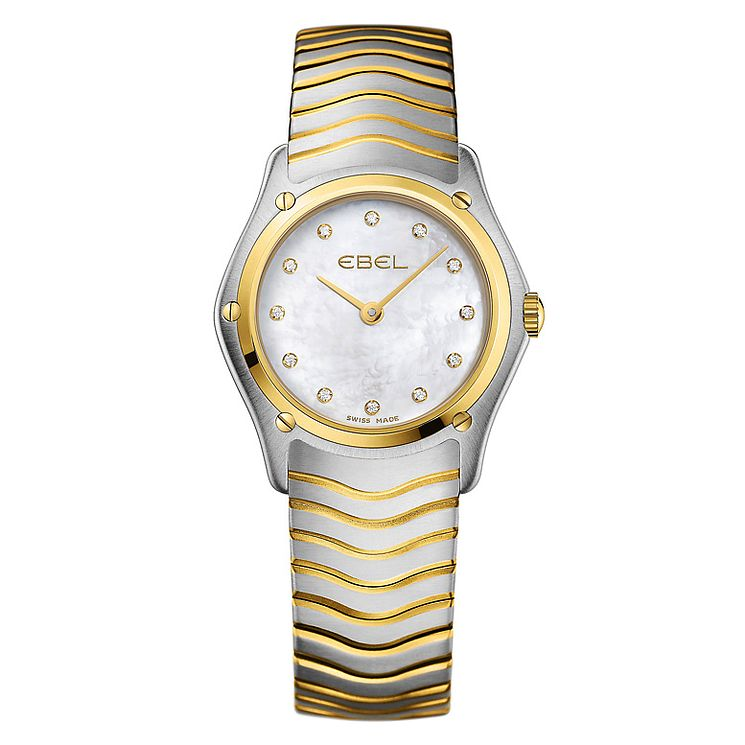 Ebel ladies' two tone bracelet watch - Product number 9009930