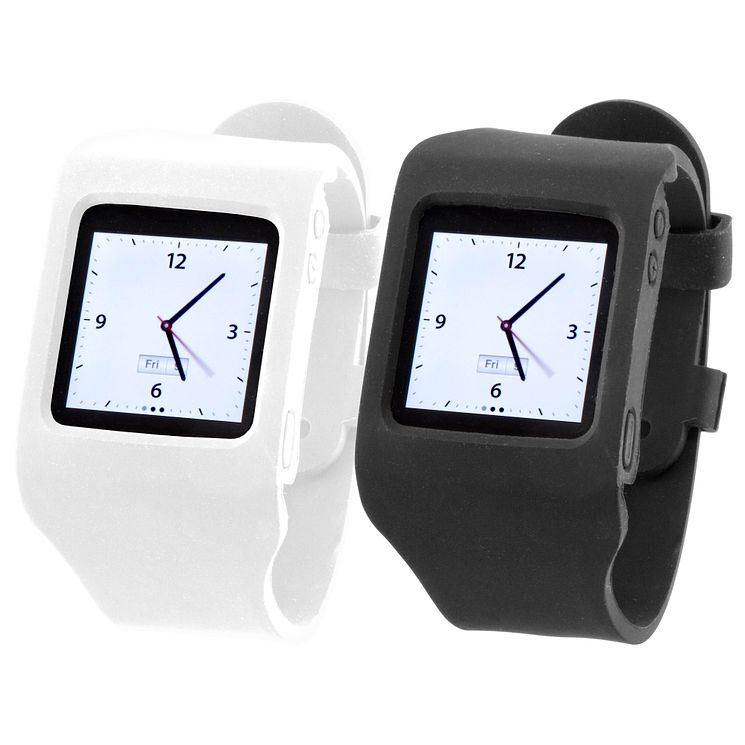 Limited Men's Black & White Strap Watches - Product number 9010904
