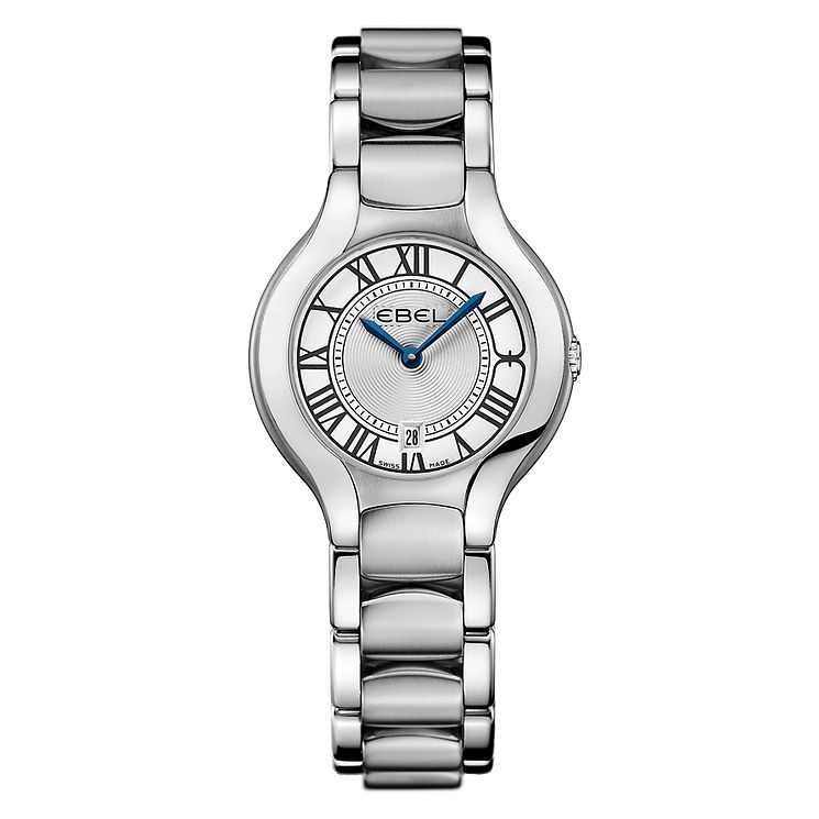 Ebel ladies' stainless steel bracelet watch - Product number 9011382