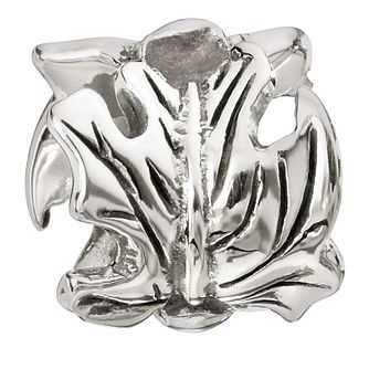 Chamilia silver drifting leaves bead - Product number 9024026