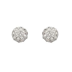 Swarovski crystal ball stud earrings - Product number 9025537