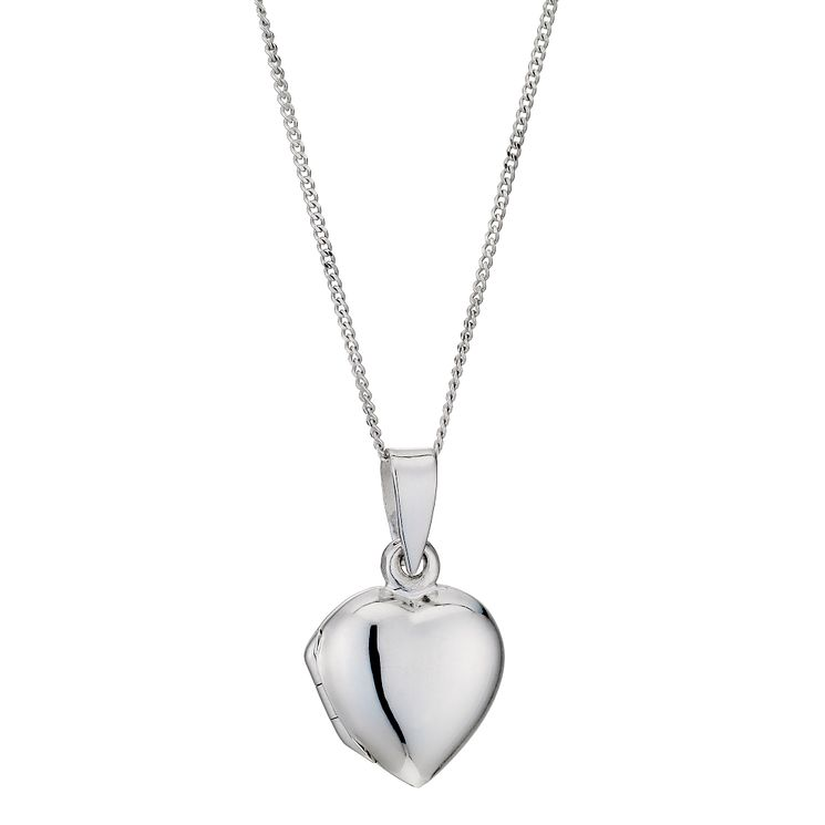 Silver Small Locket - Product number 9027025