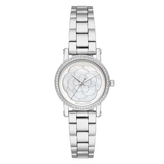 Michael Kors Ladies' Petite Norie Flower Watch - Product number 9040595