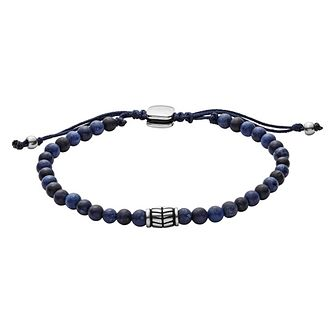 Fossil Wellness Men's Blue Bracelet - Product number 9040978