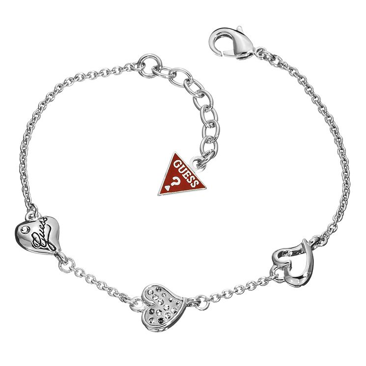 Guess Heart Station Bracelet - Product number 9042393