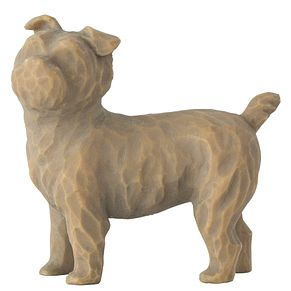 Willow Tree Love My Dog Figurine - Small, Standing - Product number 9047662