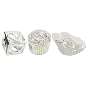 Truth Cupcake 3 Bead Set - Product number 9054383