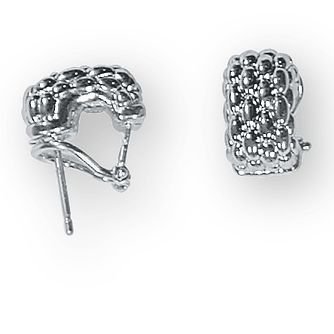Fope 18ct white gold Luci earrings - Product number 9092404